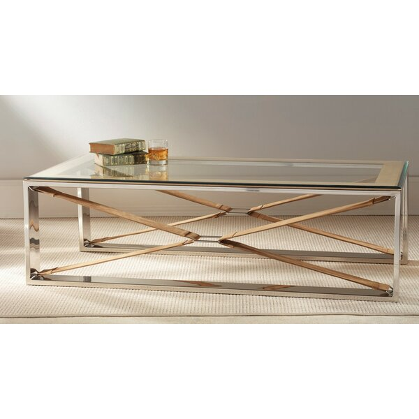 Iraheta Coffee Table by Brayden Studio