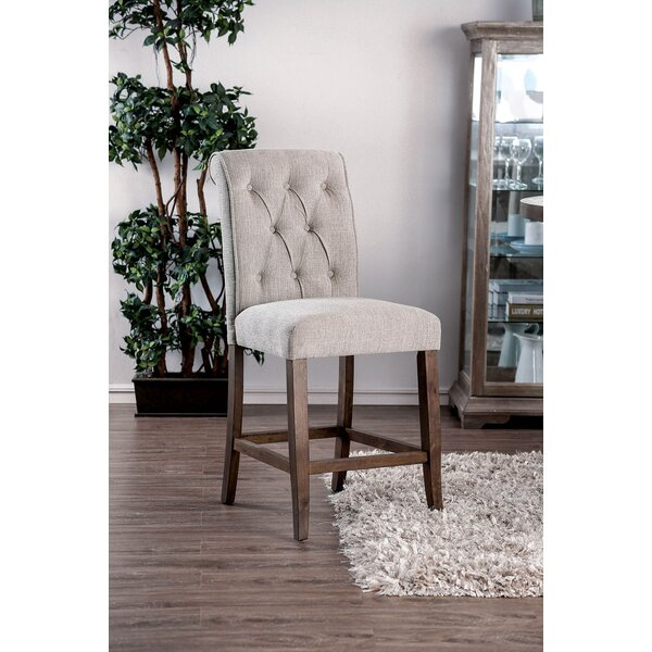 Liddel Fabric Upholstered Dining Chair (Set Of 2) By Gracie Oaks