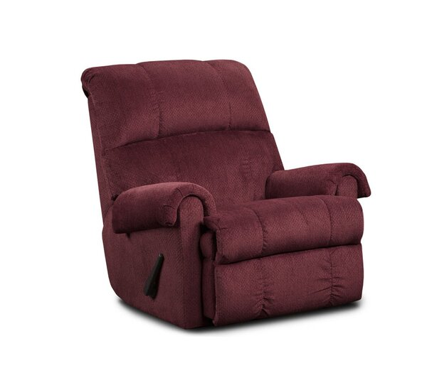 Aleana Manual Recliner By Red Barrel Studio