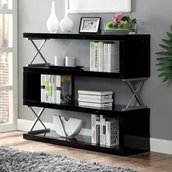 Telma Geometric Bookcase By Brayden Studio