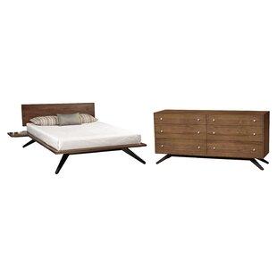 Astrid Platform Configurable Bedroom Set ByCopeland Furniture