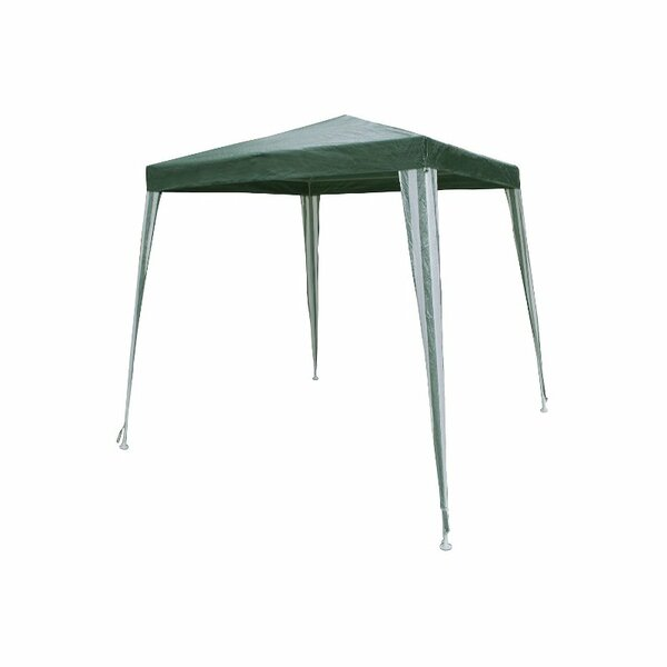 6.5 Ft. W x 6.5 Ft. D Steel Pop-Up Canopy by ALEKO