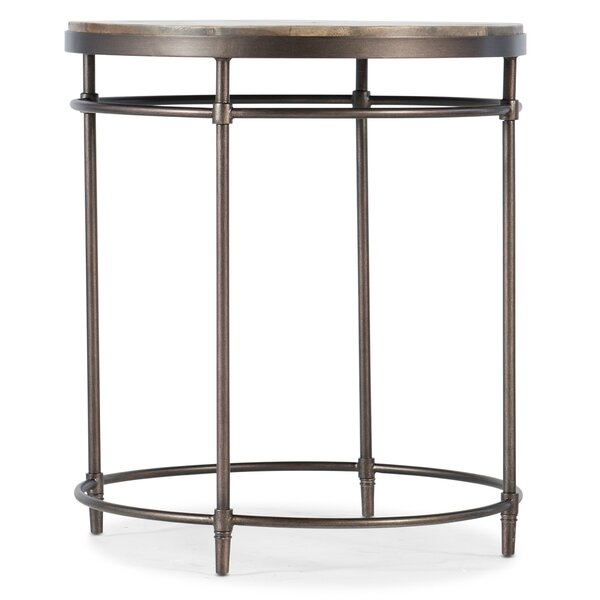 St. Armand Round End Table by Hooker Furniture