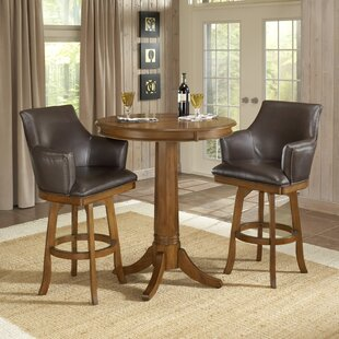 Affordable Price Gerace Pub Table ByDarby Home Co