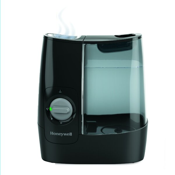 2 Gal. Warm Mist Evaporative Tabletop Humidifier by Kaz