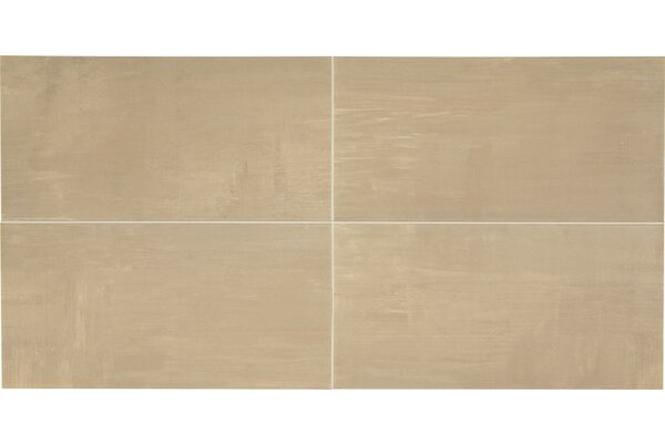 Clearview 4.5 x 8.5 Ceramic Field Tile in Beige by Itona Tile