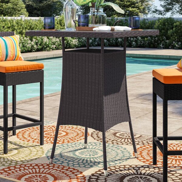 Brentwood Bar Table By Sol 72 Outdoor