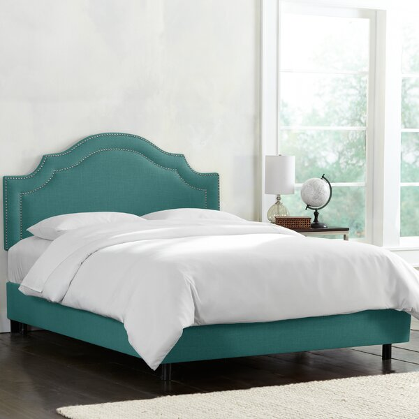 Deeanna Traditional Upholstered Standard Bed by Willa Arlo Interiors