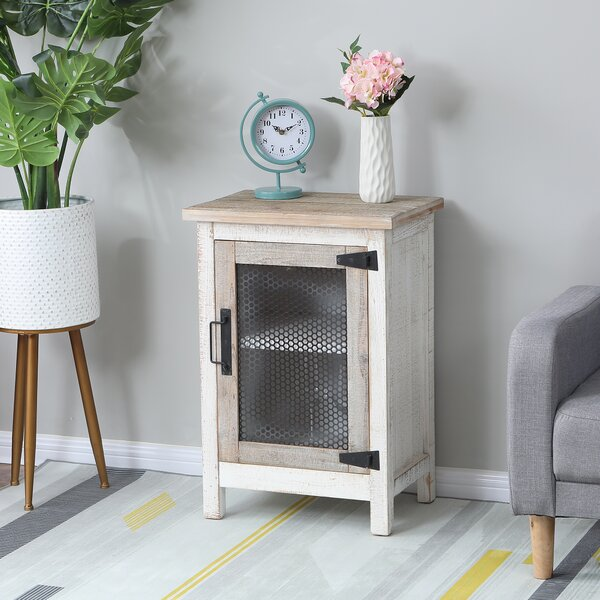 Mcdougle End Table With Storage By Millwood Pines
