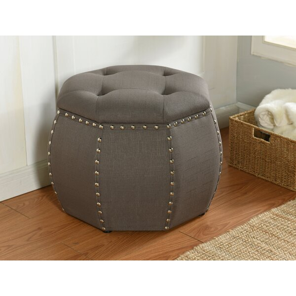 Powell Accent Stool by World Menagerie