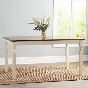 Great Price Leamont Dining Table ByRosecliff Heights