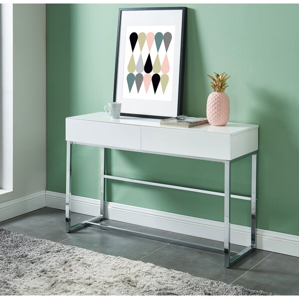 Purchase Bart Console Table by Everly Quinn