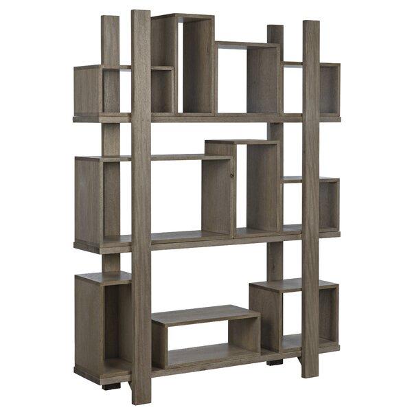 Corint Geometric Bookcase by Noir