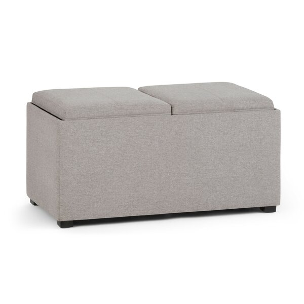 Avalon 5 Piece Storage Ottoman By Simpli Home