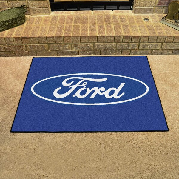 Ford - Ford Oval All Star Mat by FANMATS