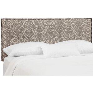 Upholstered Panel Headboard by Skyline Furniture