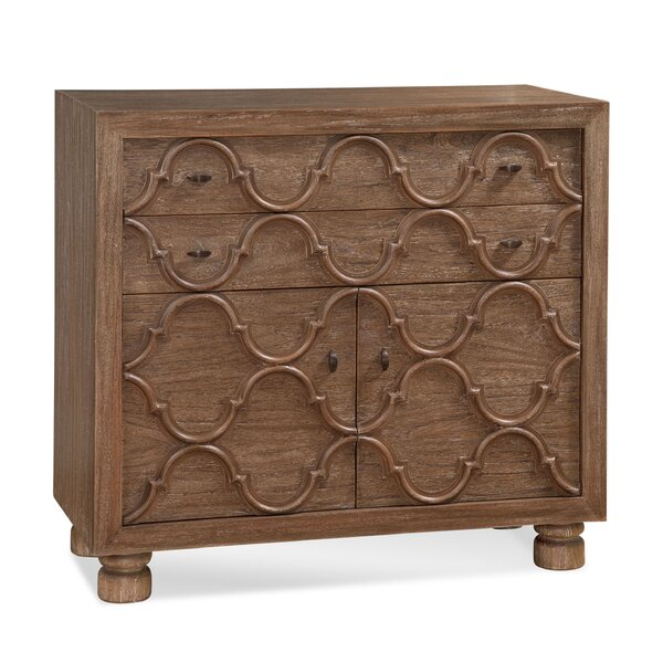 Hall 4 Door Accent Cabinet by Braxton Culler