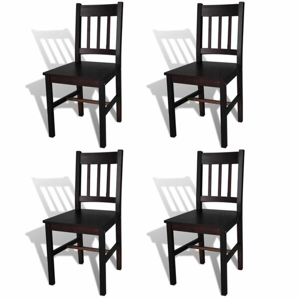 Killoren Dining Chair (Set of 4) by Winston Porter