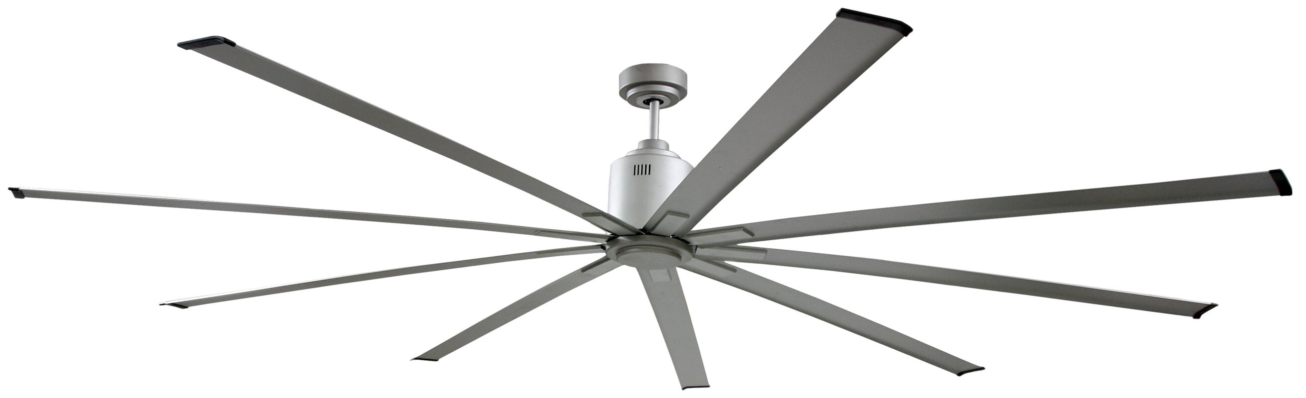 "Big Air 96"" 9 Blade Ceiling Fan with Remote & Reviews"