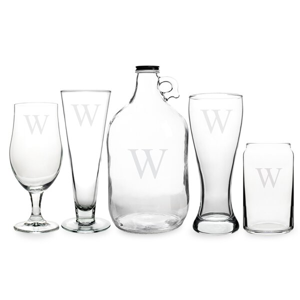 5 Piece Growler Set by Cathys Concepts