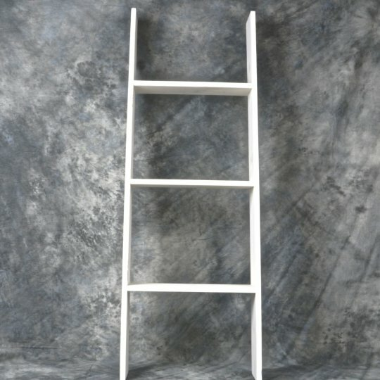 Wooden 4 ft Decorative Ladder by Rosecliff Heights