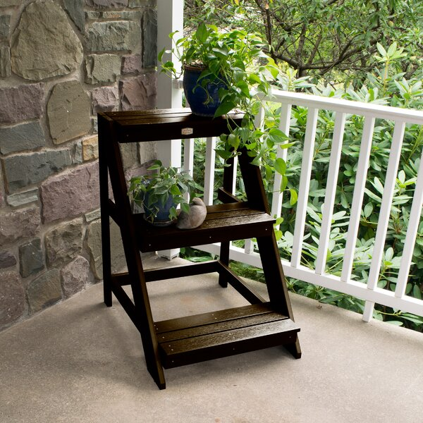 Eggen Ladder Plant Stand by Charlton Home