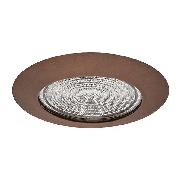 Lexan Shower Fresnel 6 Recessed Trim by NICOR Lighting