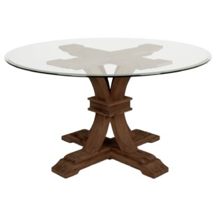 Becquets Dining Table by Lark Manor