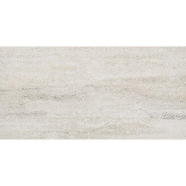 Veneto 16 x 32 Porcelain Field Tile in White by MSI