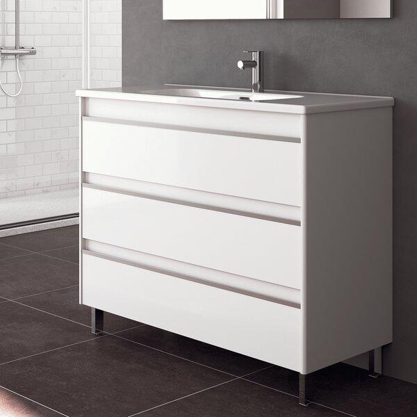 Belle 40 Single Bathroom Vanity Set by WS Bath Collections