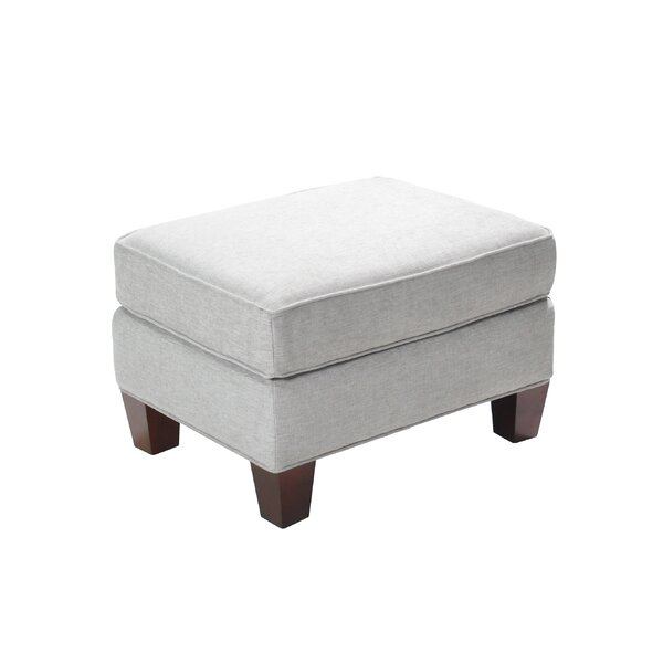 Zavala Stationary Ottoman by Gracie Oaks