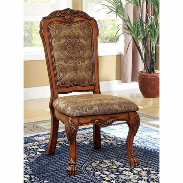 Bataan Solid Wood Dining Chair (Set of 2) by Astoria Grand Astoria Grand