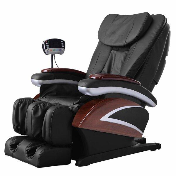Electric Shiatsu Full Body Massage Chair By Latitude Run