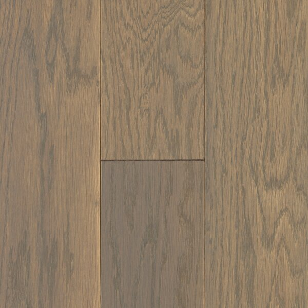 City Escape 5 Engineered Oak Hardwood Flooring in Low Glossy Gray by Mohawk Flooring