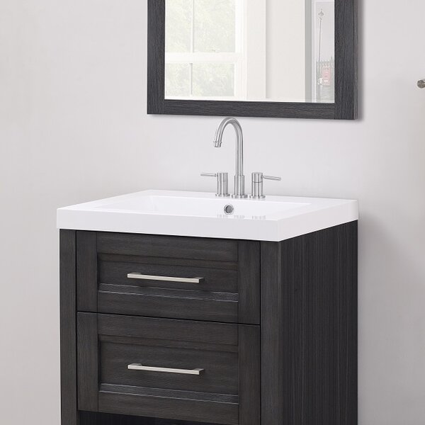 24 Single Bathroom Vanity Set by RunFine Group24 Single Bathroom Vanity Set by RunFine Group
