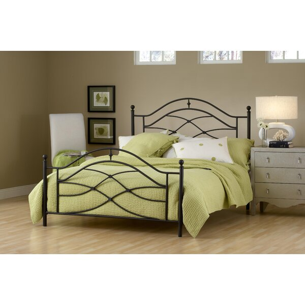 Nystrom Standard Bed by Fleur De Lis Living