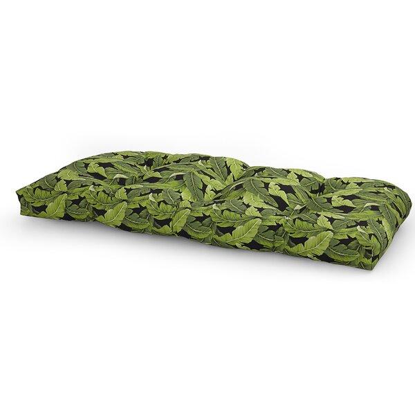 Settee Indoor/Outdoor Seat Cushion