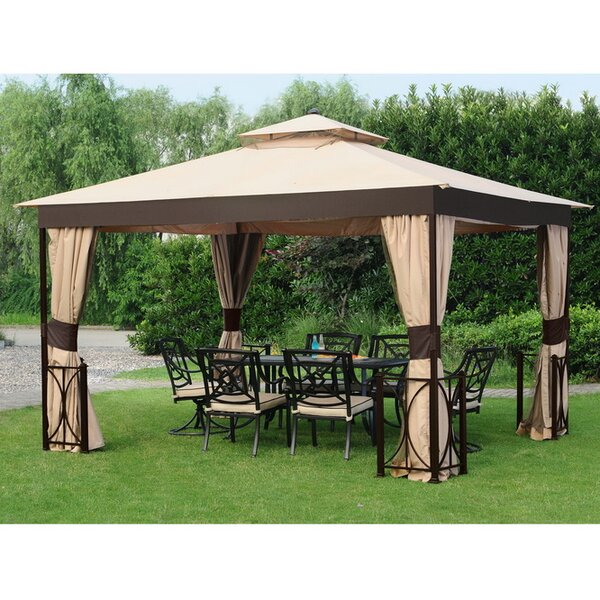 Replacement Mosquito Netting for Belcount Gazebo by Sunjoy