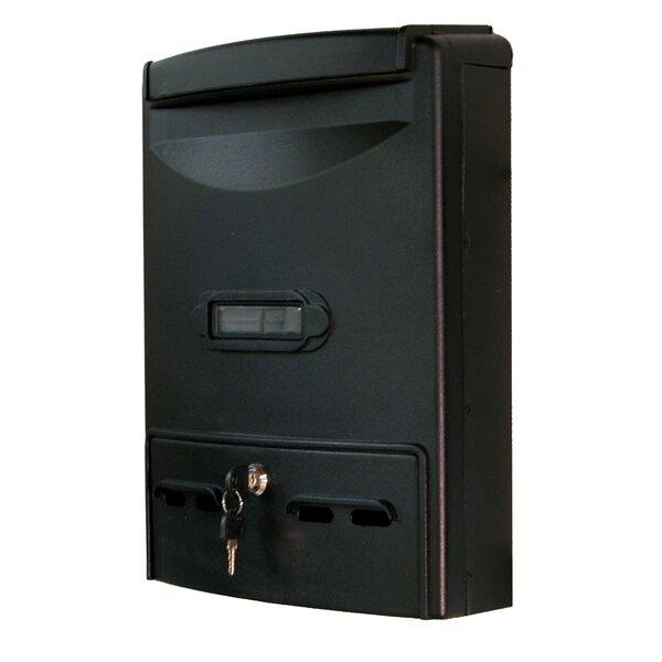 Vault Locking Wall Mounted Mailbox by Fine Art Lighting