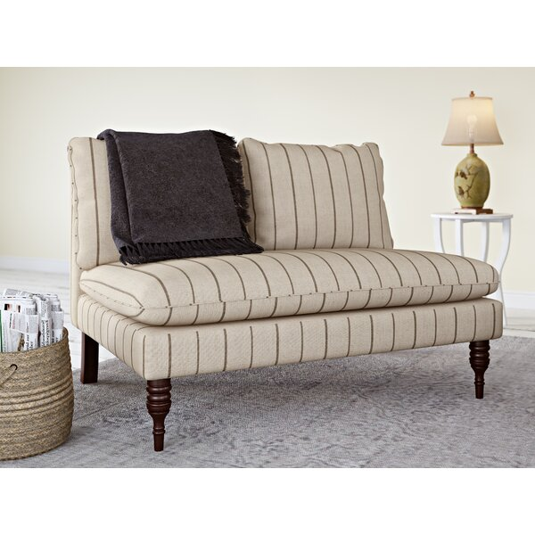 Amazing Ilies Standard Loveseat By Lark Manor Inzonedesignstudio Interior Chair Design Inzonedesignstudiocom