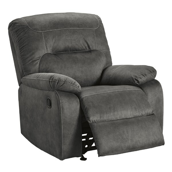Wimberley Manual Rocker Recliner [Red Barrel Studio]