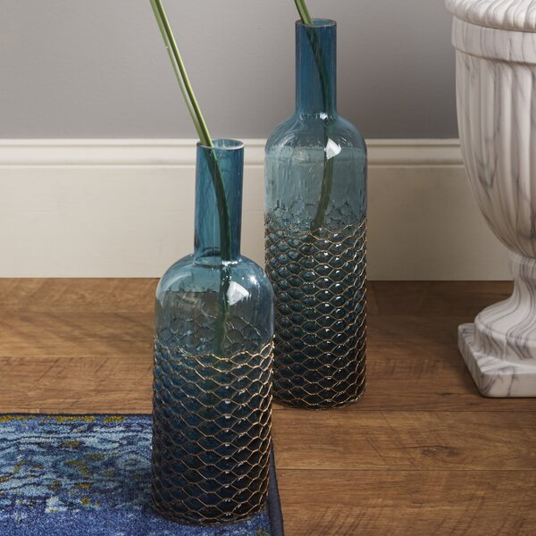 Decorative Bottle by Cole & Grey