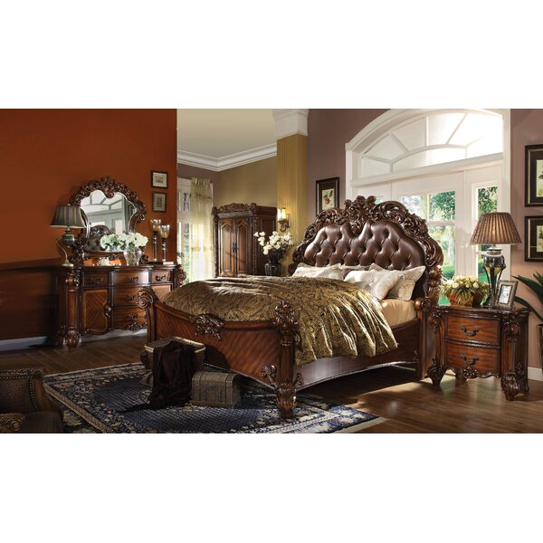 Welles Panel Configurable Bedroom Set by Astoria Grand