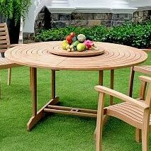 Cooley Teak Dining Table by Darby Home Co