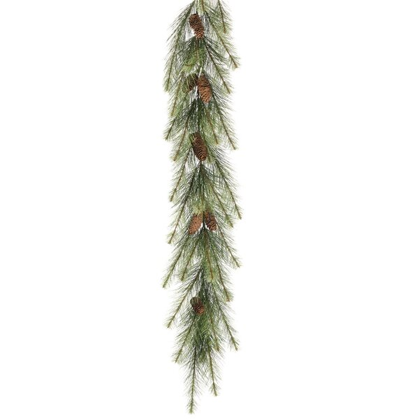 Black Hills Pine Garland by The Holiday Aisle