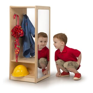 Toddler Dress Up Center Armoire by Whitney Brothers