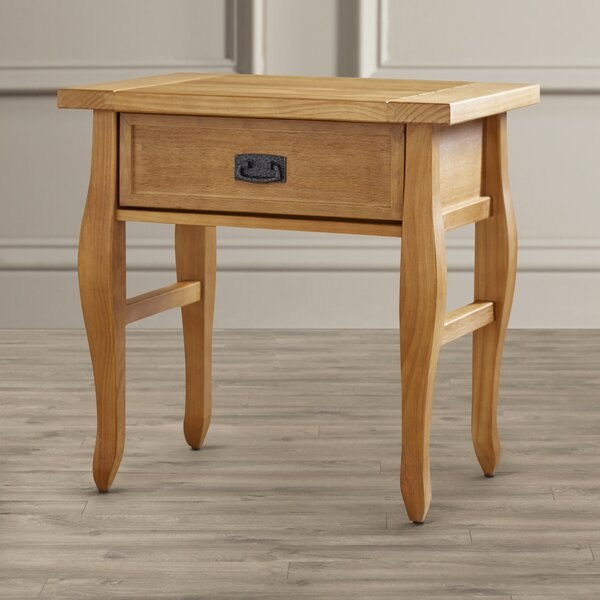 Finleyville End Table With Storage By Three Posts