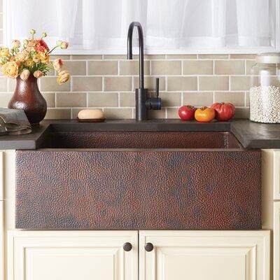 Kitchen Sink Antique Copper 1332 Product Image