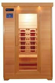 Kensington 2 Person Infrared Sauna by SunRay Saunas