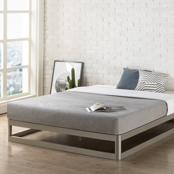 Cosette Bed Frame By Latitude Run by Latitude Run Best #1